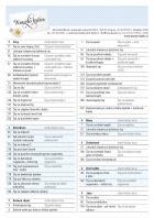 Tištěný katalog - přehled všech čajů